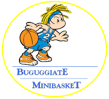 BUGUGGIATE BASKET LOGO